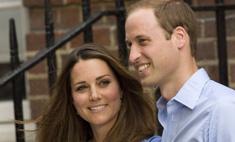 Кейт Миддлтон рожала без анестезии