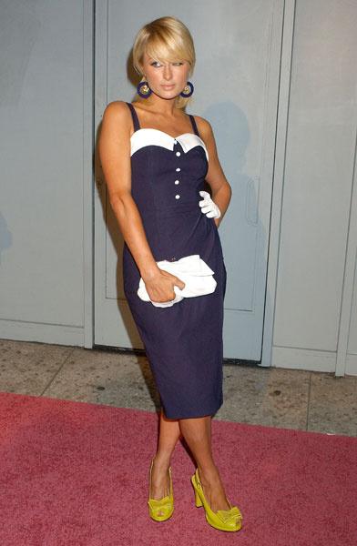 Пэрис Хилтон, 2006 год