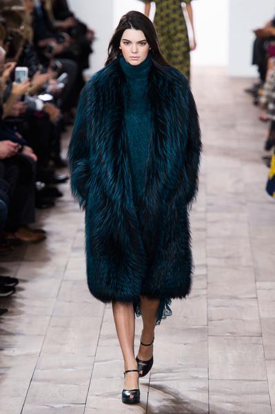 Показ Michael Kors на Неделе моды в Нью-Йорке | галерея [1] фото [29]