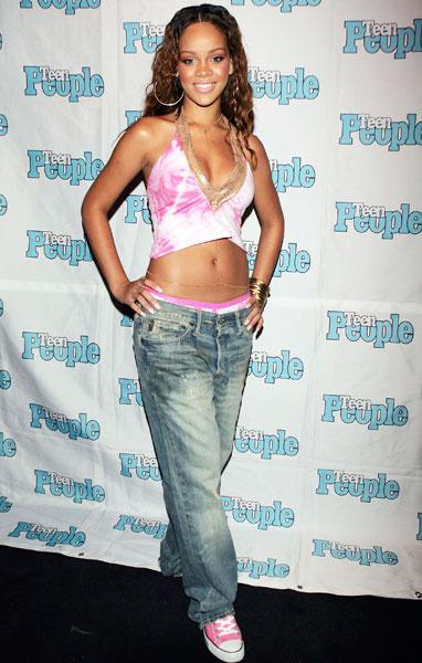 Рианна, 2005 год