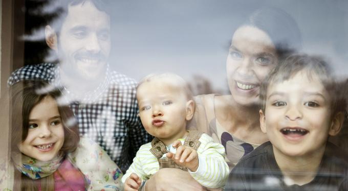 Три условия хорошей жизни (с детьми)