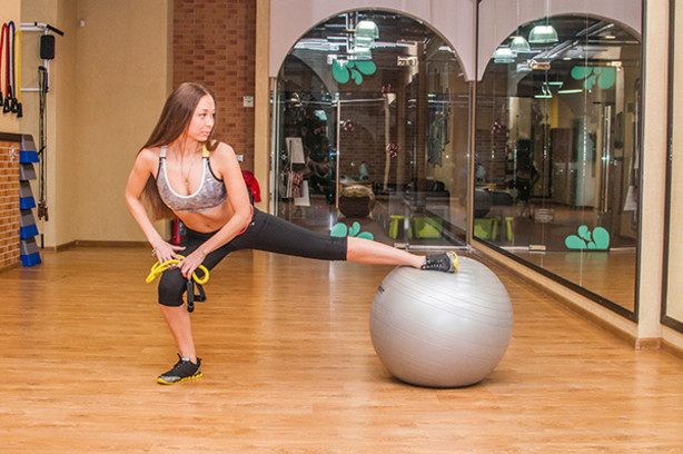 Эффективные упражнения по фитнесу, фитнес-клуб Kite