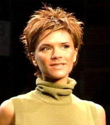 Какое-то время ходила с рыжим беспорядком на голове (2000)