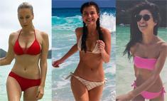 Идеальные женщины: Летучая, Темникова и Куркова в купальниках