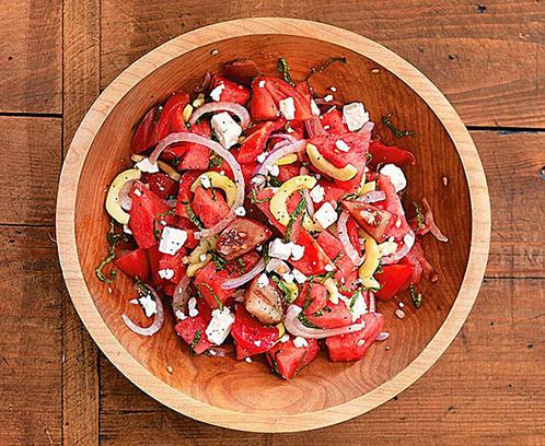 Сколько калорий в арбузе: рецепты блюд из арбуза