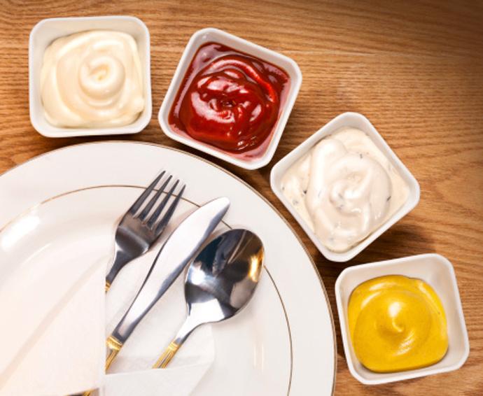 Майонез, кетчуп и другие готовые соусы