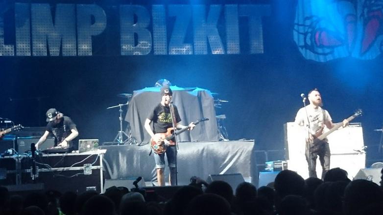 Limp Bizkit выступили в Оренбурге