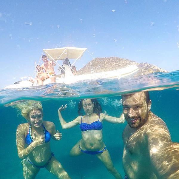 Беременная Владлена Бобровникова выложила фото в купальнике