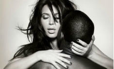 Instagram Ким Кардашьян: сплошная эротика