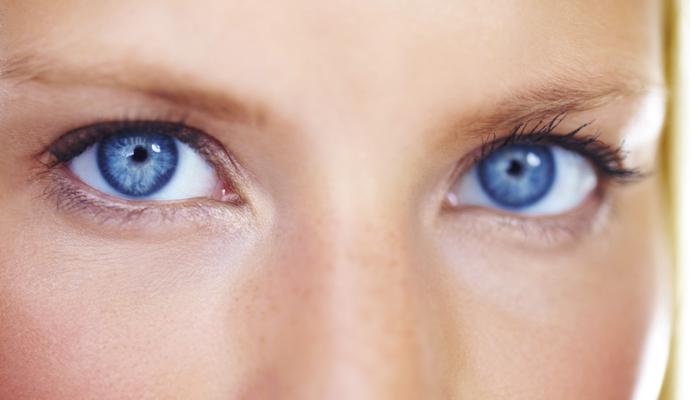 Глаза гимнастика для лица