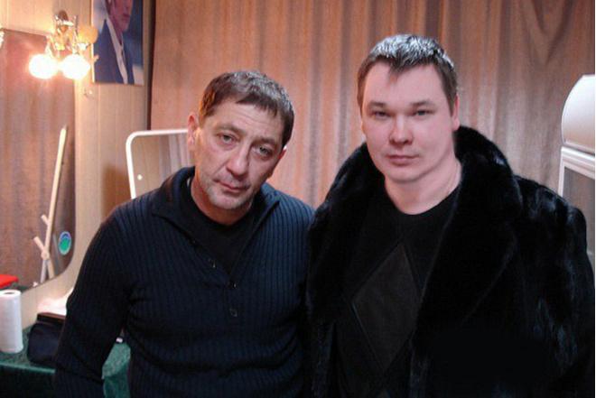 Григорий Лепс: фото после концерта