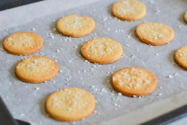 Пикантное солоноватое печенье от Яниты Гавриловой