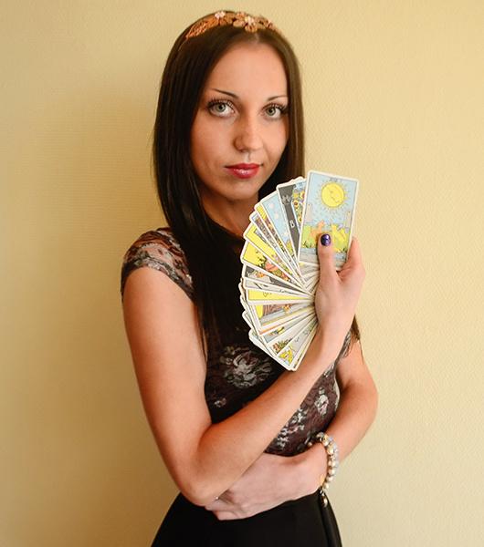 Анна Тигина, кастинг «Битвы экстрасенсов», фото
