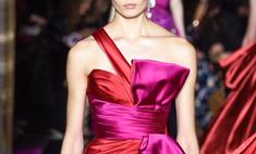 28 самых красивых платьев с Недели высокой моды