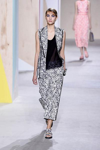Неделя моды в Нью-Йорке: день девятый | галерея [2] фото [5]