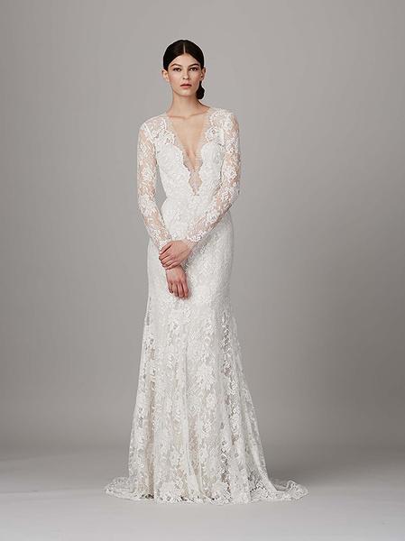 Лучшие коллекции Недели свадебной моды   галерея [2] фото [10]