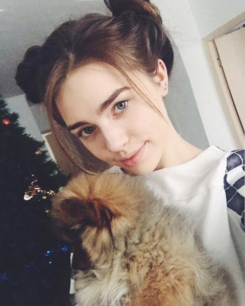 Дарина Кириллова, студентка, фото