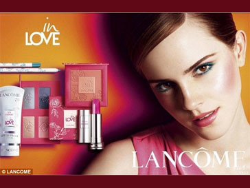 Lancome in love