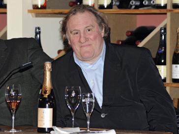 Жерар Депардье (Gerard Depardieu) остается любим российским зрителем