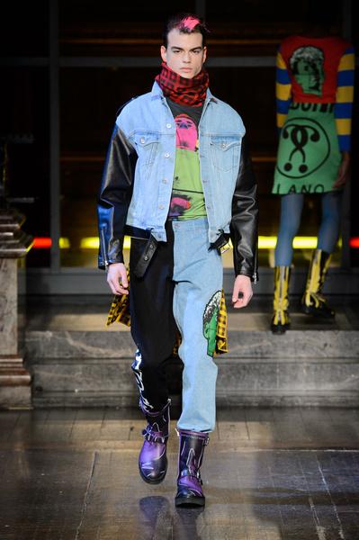 Неделя мужской моды в Лондоне: главные показы | галерея [2] фото [2]
