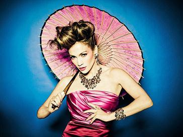 Дженнифер Лопес (Jennifer Lopez) в рекламе Tous