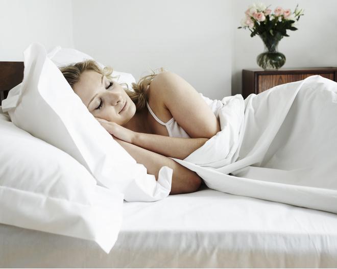 как спать, чтобы похудеть