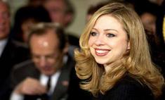 Дочь Билла Клинтона вышла замуж