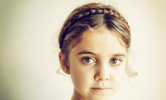 Интересные прически для девочек в детский сад