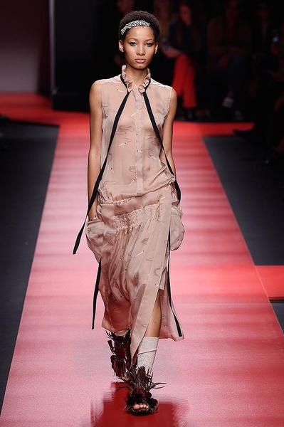 Неделя моды в Милане: день первый   галерея [2] фото [14]