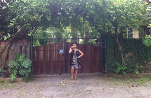 Анфиса Чехова сбежала от российской зимы на Бали.