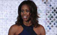 Мишель Обама провела семинар для дизайнеров