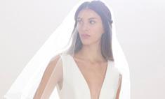 Carolina Herrera показала коллекцию свадебных платьев