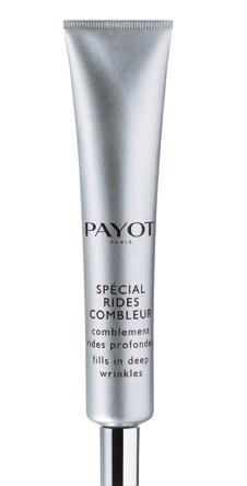 Интенсивный корректор глубоких морщин Special rides Combleur от Payot. Дермоактиватор, обогащенный гиалуроновой кислотой, усиливает эффект заполнения морщин, увлажняет и дает объем. Можно использовать в любое удобное время.