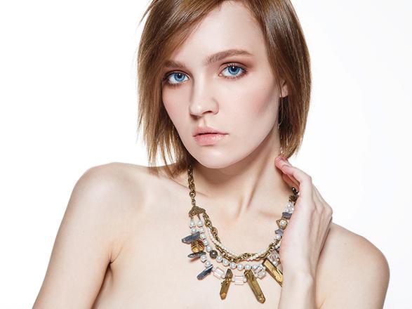 Ирина Шевченко, модель