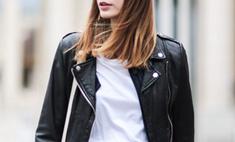 Стиль звезд: как носить модную косуху
