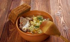 Популярное первое блюдо – щи из квашеной капусты