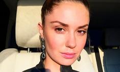 Жена Павла Прилучного попала в ДТП: фото