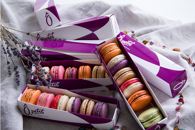 Кондитерский бутик Ô,petit в Петербурге адрес цены макарони десерты
