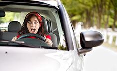 Женщина за рулем: 10 правил поведения при встрече с инспектором