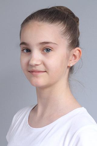 Екатерина Барышникова, «Топ модель по-детски-2016», фото