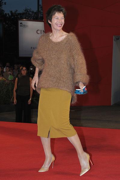 Джейн Биркин, 2009 год