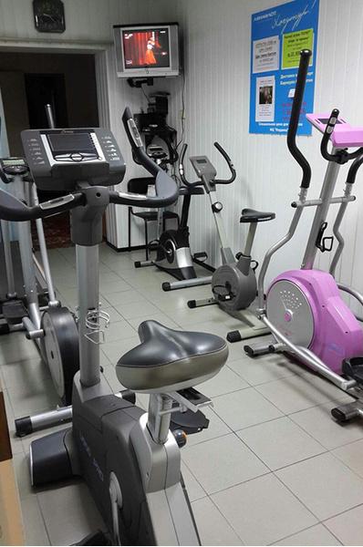 Фитнес-центр «Нордика»