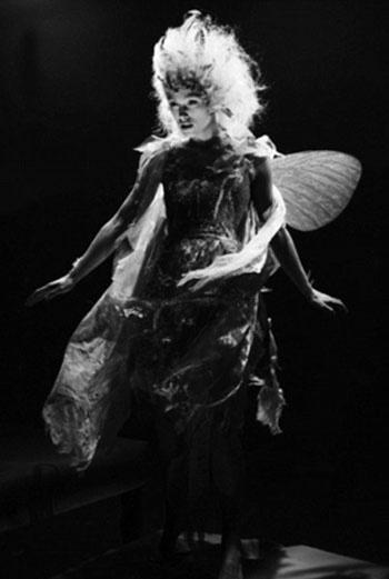 Кира Найтли в образе феи