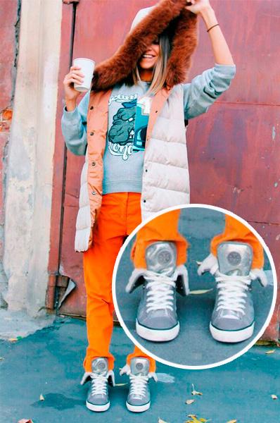Женская обувь: тренды осени - 2017