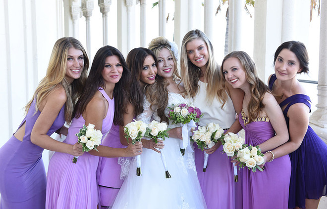 Лучшее поздравления от подружек невесты 687