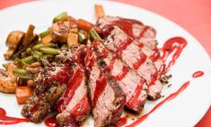 Клюквенный соус к мясу – идеальное сочетание