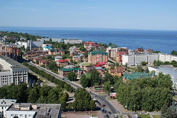 Ульяновск — в числе самых благоустроенных городов России