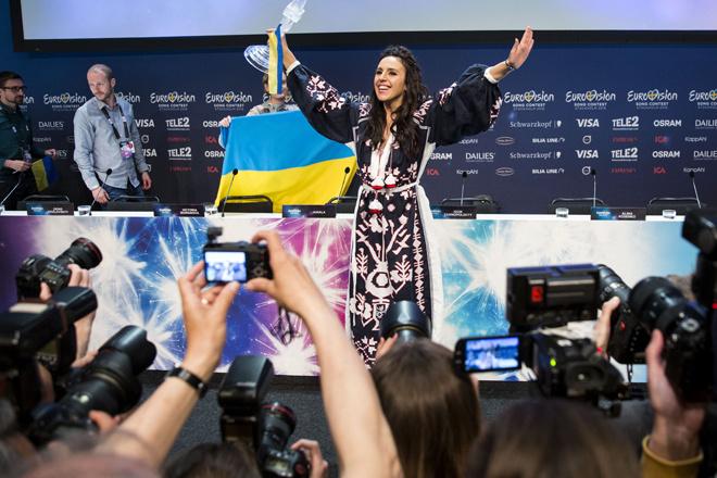 Представители «Евровидения» оправдали Джамалу за скандал с песней