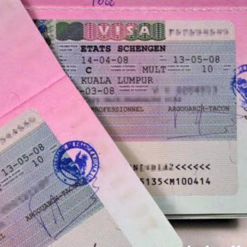 Новое требование - соблюдение консульского округа при подаче визовых заявок по месту проживания заявителя.