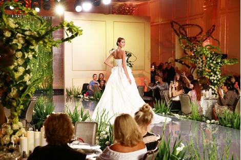 В Московском Four Seasons прошло грандиозное свадебное мероприятие Dream Wedding | галерея [1] фото [3]
